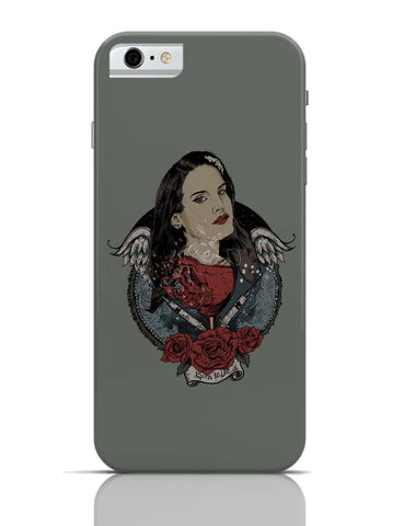 iPhone 6/6S Covers & Cases | Lana Del Ray Born Ti Die iPhone 6 / 6S Case Cover Online India