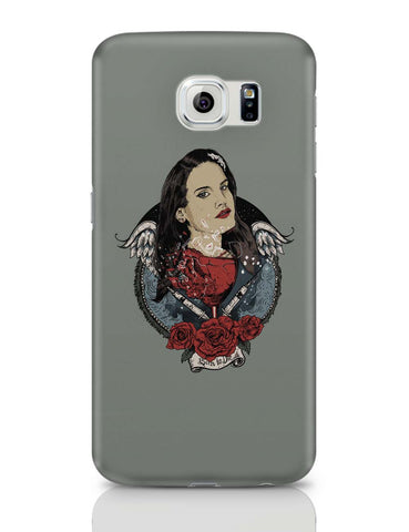 Samsung Galaxy S6 Covers | Lana Del Ray Born Ti Die Samsung Galaxy S6 Case Covers Online India