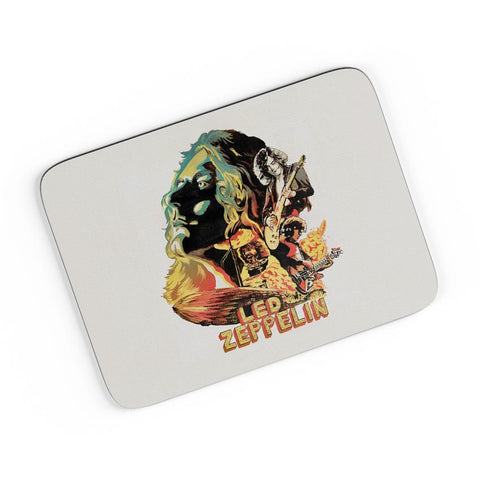 Led Zeppelin The Best Band A4 Mousepad Online India