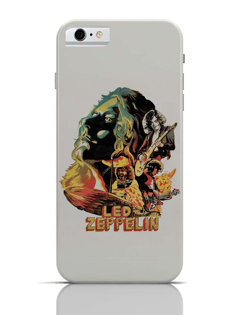 the latest d6940 4df06 Led Zeppelin The Best Band iPhone 6 / 6S Case Cover