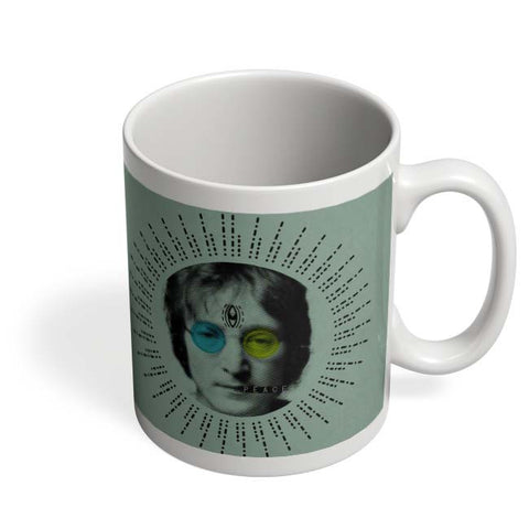 Coffee Mugs Online | John Lennon Peace Coffee Mug Online India