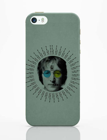 iPhone 5 / 5S Cases & Covers | John Lennon Peace iPhone 5 / 5S Case Cover Online India