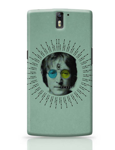 OnePlus One Covers | John Lennon Peace OnePlus One Case Cover Online India