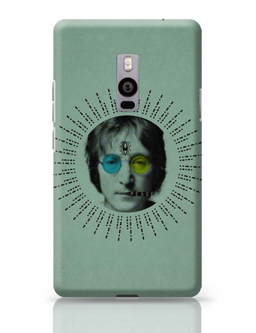 OnePlus Two Covers | John Lennon Peace OnePlus Two Case Cover Online India