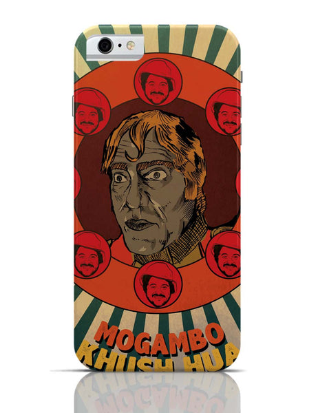 iPhone 6/6S Covers & Cases | Mogambo Khush Hua iPhone 6 / 6S Case Cover Online India