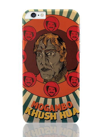 iPhone 6 Plus/iPhone 6S Plus Covers | Mogambo Khush Hua iPhone 6 Plus / 6S Plus Covers Online India