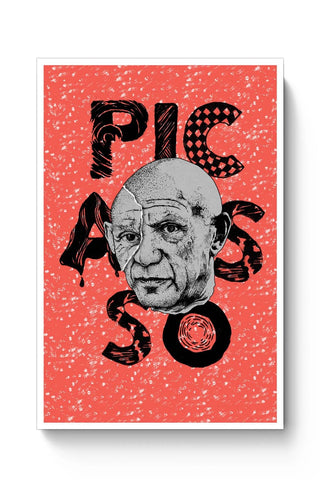 Posters Online | Picasso Poster Online India | Designed by: RJ Artworks