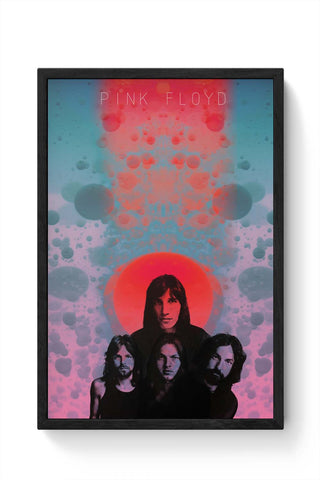 Framed Posters Online India | Pink Floyd Framed Poster Online India