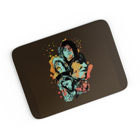 Pink Floyd Modern Art Painting A4 Mousepad Online India