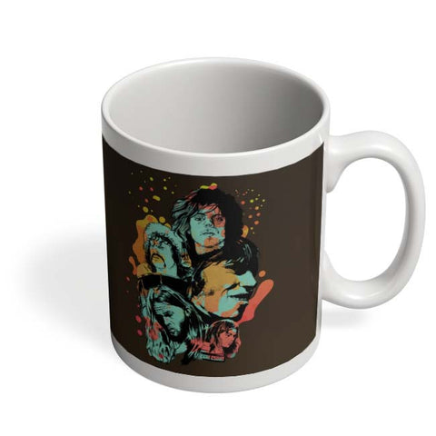 Coffee Mugs Online | Pink Floyd Modern Art Painting Coffee Mug Online India
