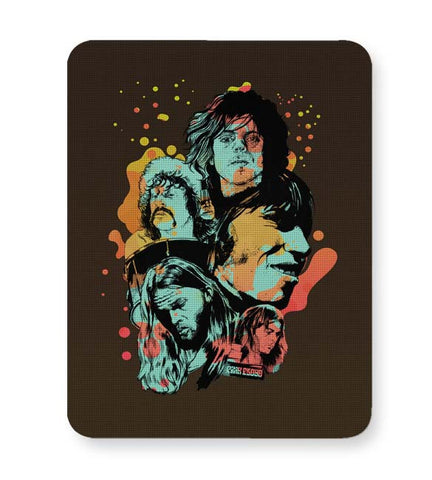 Buy Mousepads Online India | Pink Floyd Modern Art Painting Mouse Pad Online India
