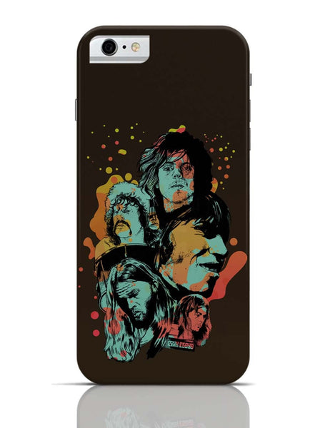 iPhone 6/6S Covers & Cases | Pink Floyd Modern Art Painting iPhone 6 / 6S Case Cover Online India