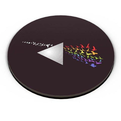 PosterGuy | Prism From The Dark Side Of The Moon Fridge Magnet Online India by RJ Artworks