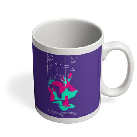 Coffee Mugs Online | Pulp Fiction Coffee Mug Online India