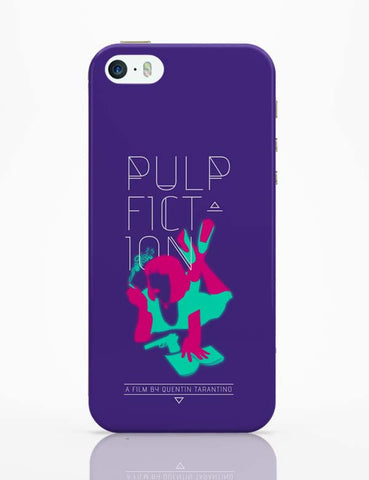 iPhone 5 / 5S Cases & Covers | Pulp Fiction iPhone 5 / 5S Case Cover Online India