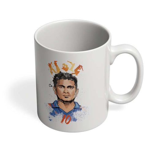 Coffee Mugs Online | Sachin Tendulkar No. 10 Coffee Mug Online India