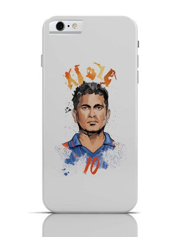 iPhone 6/6S Covers & Cases | Sachin Tendulkar No. 10 iPhone 6 / 6S Case Cover Online India