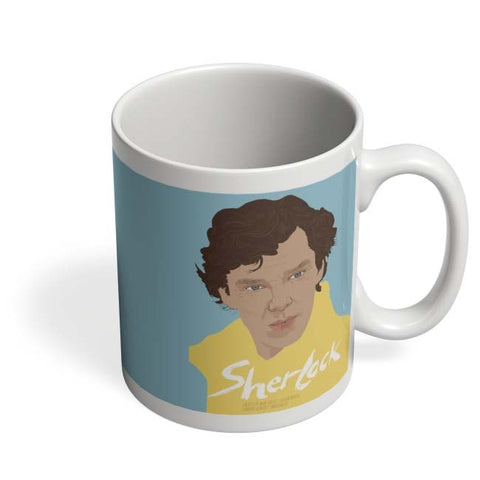 Coffee Mugs Online | Sherlock Coffee Mug Online India