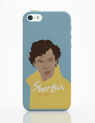 iPhone 5 / 5S Cases & Covers | Sherlock iPhone 5 / 5S Case Cover Online India