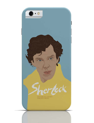 iPhone 6/6S Covers & Cases | Sherlock iPhone 6 / 6S Case Cover Online India