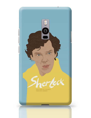 OnePlus Two Covers | Sherlock OnePlus Two Case Cover Online India
