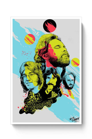 Posters Online | The Doors Poster Online India | Designed by: RJ Artworks