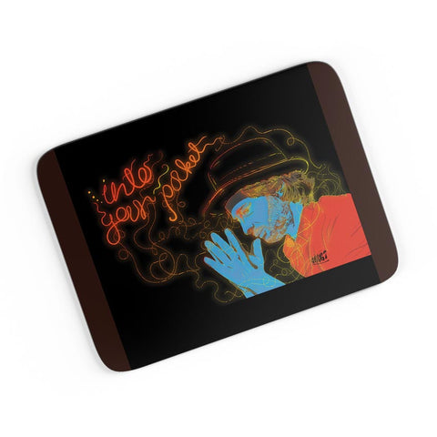 Thom Yorke Into Your Pocket A4 Mousepad Online India
