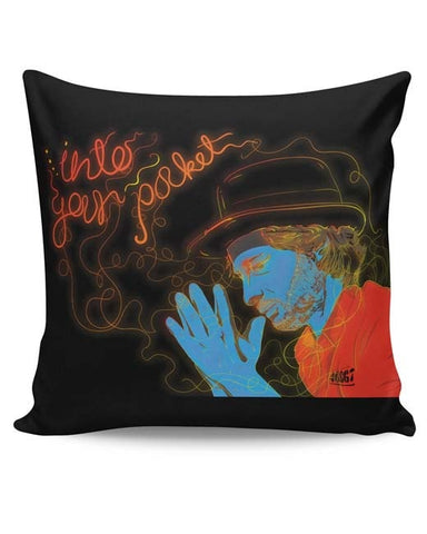 PosterGuy | Thom Yorke Into Your Pocket Cushion Cover Online India