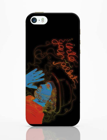 iPhone 5 / 5S Cases & Covers | Thom Yorke Into Your Pocket iPhone 5 / 5S Case Cover Online India