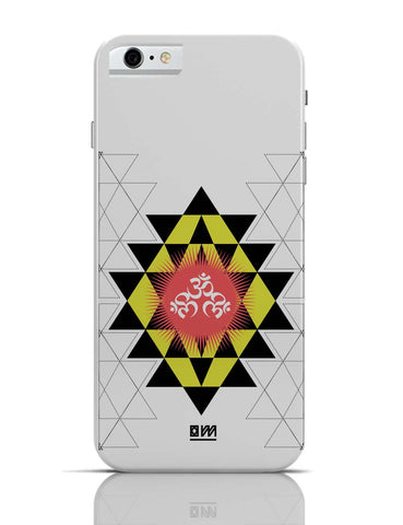 iPhone 6/6S Covers & Cases | Om Shiva Triangle Art iPhone 6 / 6S Case Cover Online India