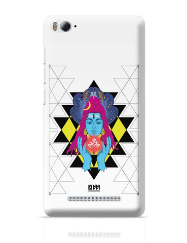Xiaomi Mi 4i Covers | Om Shiva Triangle Art Xiaomi Mi 4i Case Cover Online India