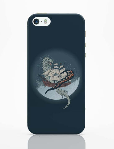 iPhone 5 / 5S Cases & Covers | Turbulence Graphic Illustration iPhone 5 / 5S Case Cover Online India