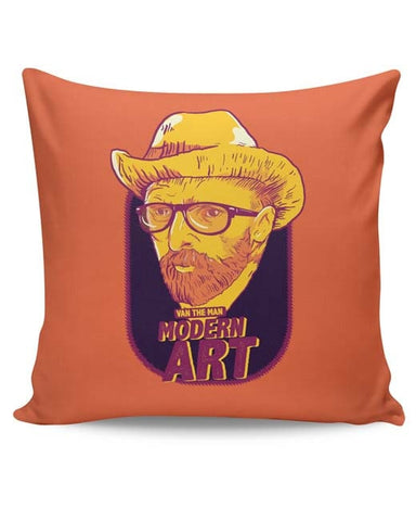 PosterGuy | Van Morrison Modern Art Cushion Cover Online India
