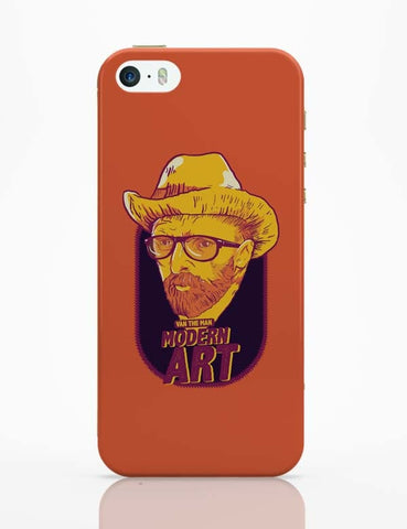 iPhone 5 / 5S Cases & Covers | Van Morrison Modern Art iPhone 5 / 5S Case Cover Online India