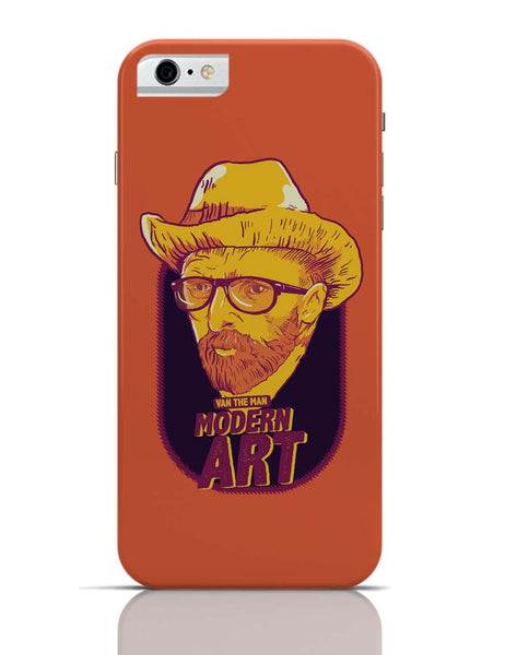 iPhone 6/6S Covers & Cases | Van Morrison Modern Art iPhone 6 / 6S Case Cover Online India