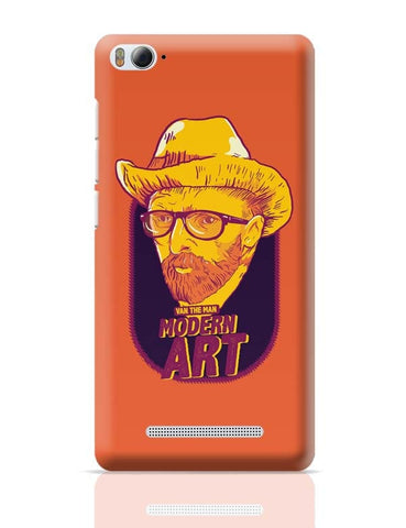 Xiaomi Mi 4i Covers | Van Morrison Modern Art Xiaomi Mi 4i Case Cover Online India