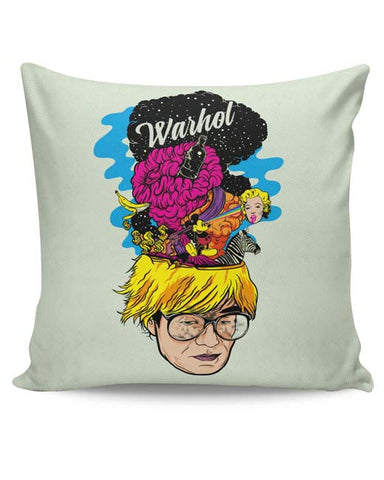 PosterGuy | Andy Warhol Cushion Cover Online India