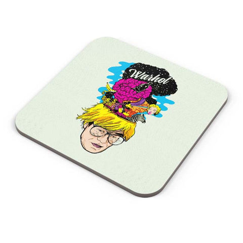 Buy Coasters Online | Andy Warhol Coasters Online India | PosterGuy.in