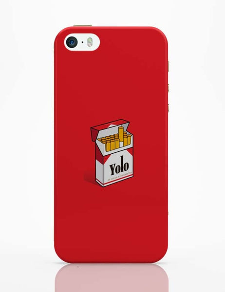 iPhone 5 / 5S Cases & Covers | Yolo Minimal Art iPhone 5 / 5S Case Cover Online India