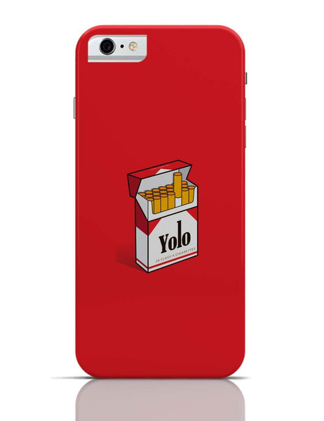 iPhone 6/6S Covers & Cases | Yolo Minimal Art iPhone 6 / 6S Case Cover Online India