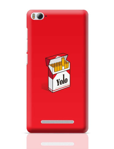 Xiaomi Mi 4i Covers | Yolo Minimal Art Xiaomi Mi 4i Case Cover Online India