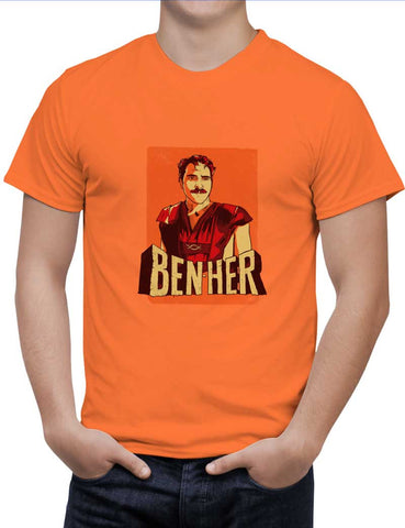 Buy Benher Woman T-Shirts Online India | Benher T-Shirt | PosterGuy.in