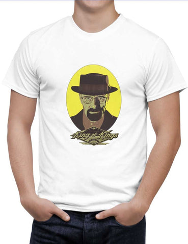 Buy Heisenberg Woman T-Shirts Online India | Heisenberg T-Shirt | PosterGuy.in