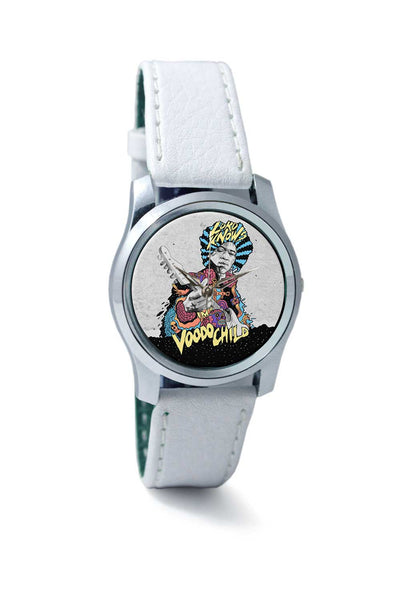 Women Wrist Watch India | Voodo Child | Jimi Hendrix Wrist Watch Online India