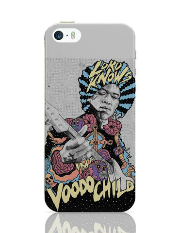 Voodoo Child | Jimi Hendrix iPhone 5/5S Covers Cases Online India