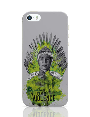 Cersei Lannister iPhone 5/5S Covers Cases Online India