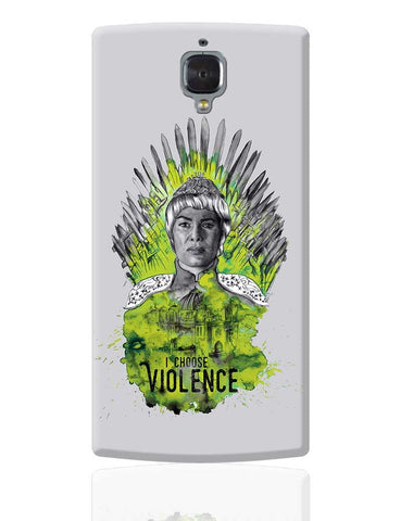 Cersei Lannister OnePlus 3 Cover Online India