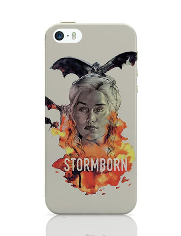 Watercolor, Pencil, Painting, Gameofthrones,  Daenerys, Targaryen, Got iPhone 5/5S Covers Cases Online India