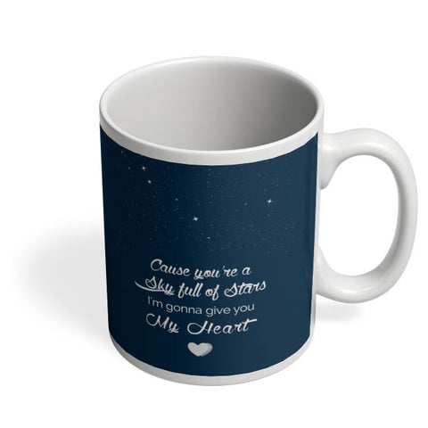 Coffee Mugs Online | Sky Full Of Stars Coffee Mug Online India