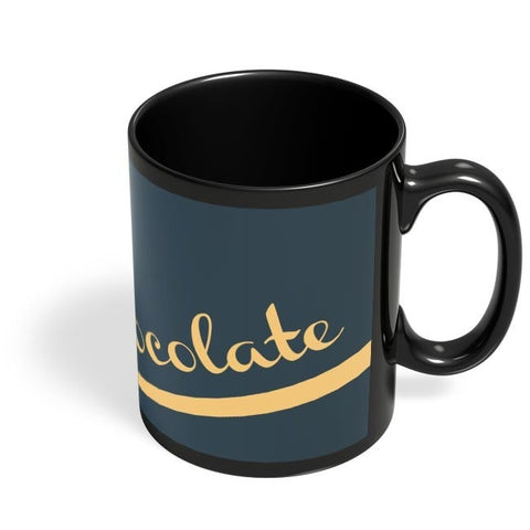 Coffee Mugs Online | Chocolate Black Coffee Mug Online India